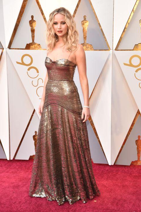 oscars 2018 Jennifer Lawrence