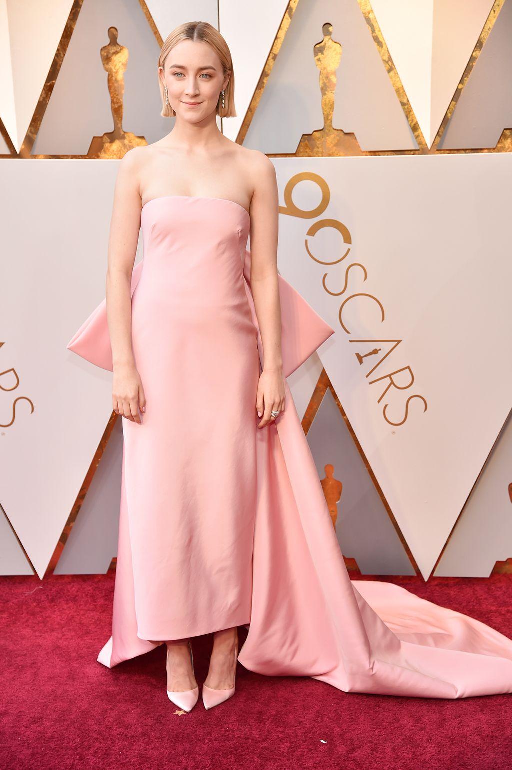 Premios Oscar 2018: la alfombra roja - Todos los looks de los Oscar 2018