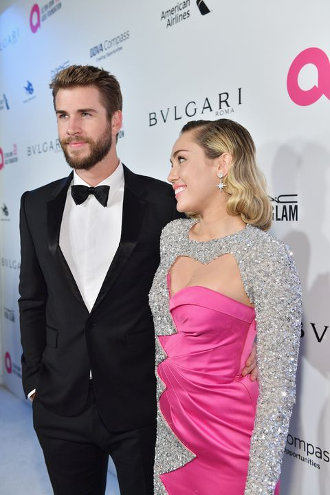 who does miley cyrus date
