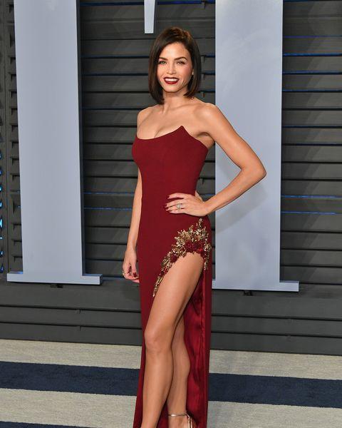 Jenna Dewan - 2018 Vanity Fair Oscar Party