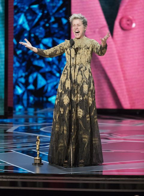 most awkward oscar momentsfrances mcdormand