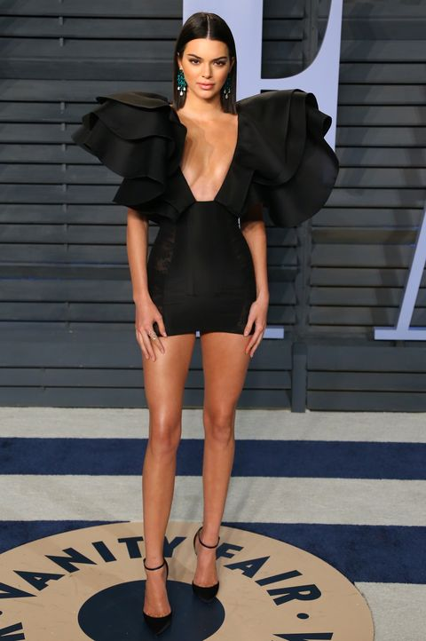 Kendall Jenners Most Naked Outfits Kendall Jenners Sexiest