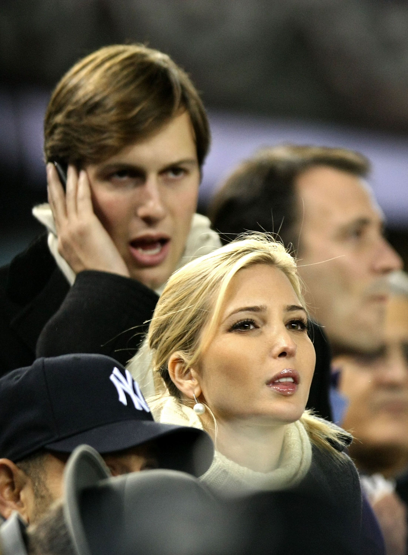 23 Mildly Cringey Details About Ivanka Trump and Jared Kushners