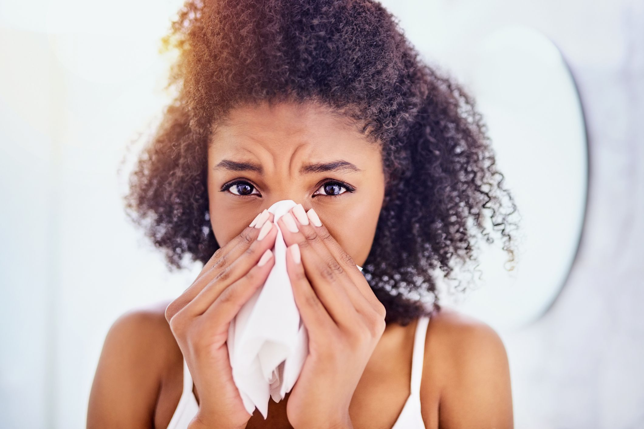 Beat your allergies! cover image