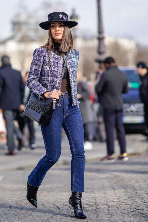 come abbinare jeans in modoelegante