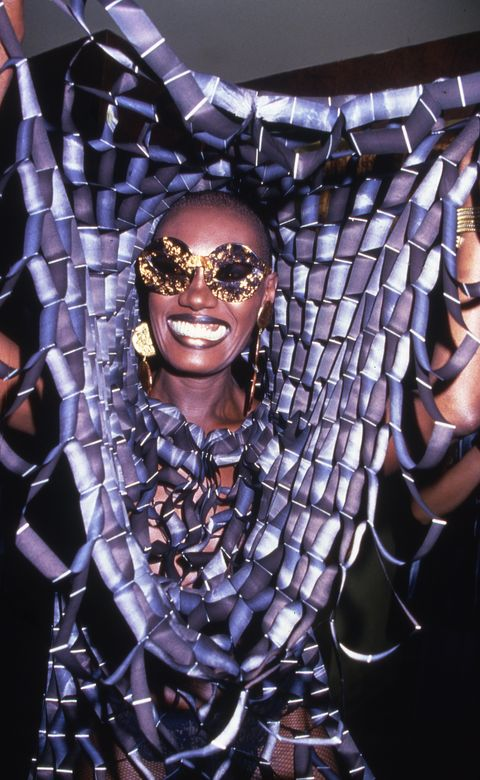 Grace Jones Studio 54 1978