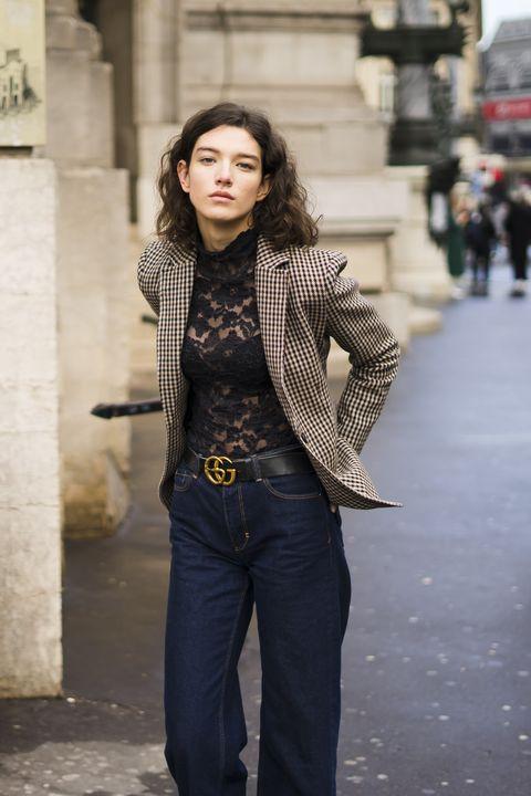 Street Style: Paris Fashion Week Womenswear Fall/Winter 2018/2019 - Day Seven