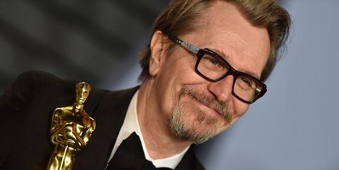 Gary Oldman Darkest Hour Oscars Tinker Tailor Soldier Spy George Smiley