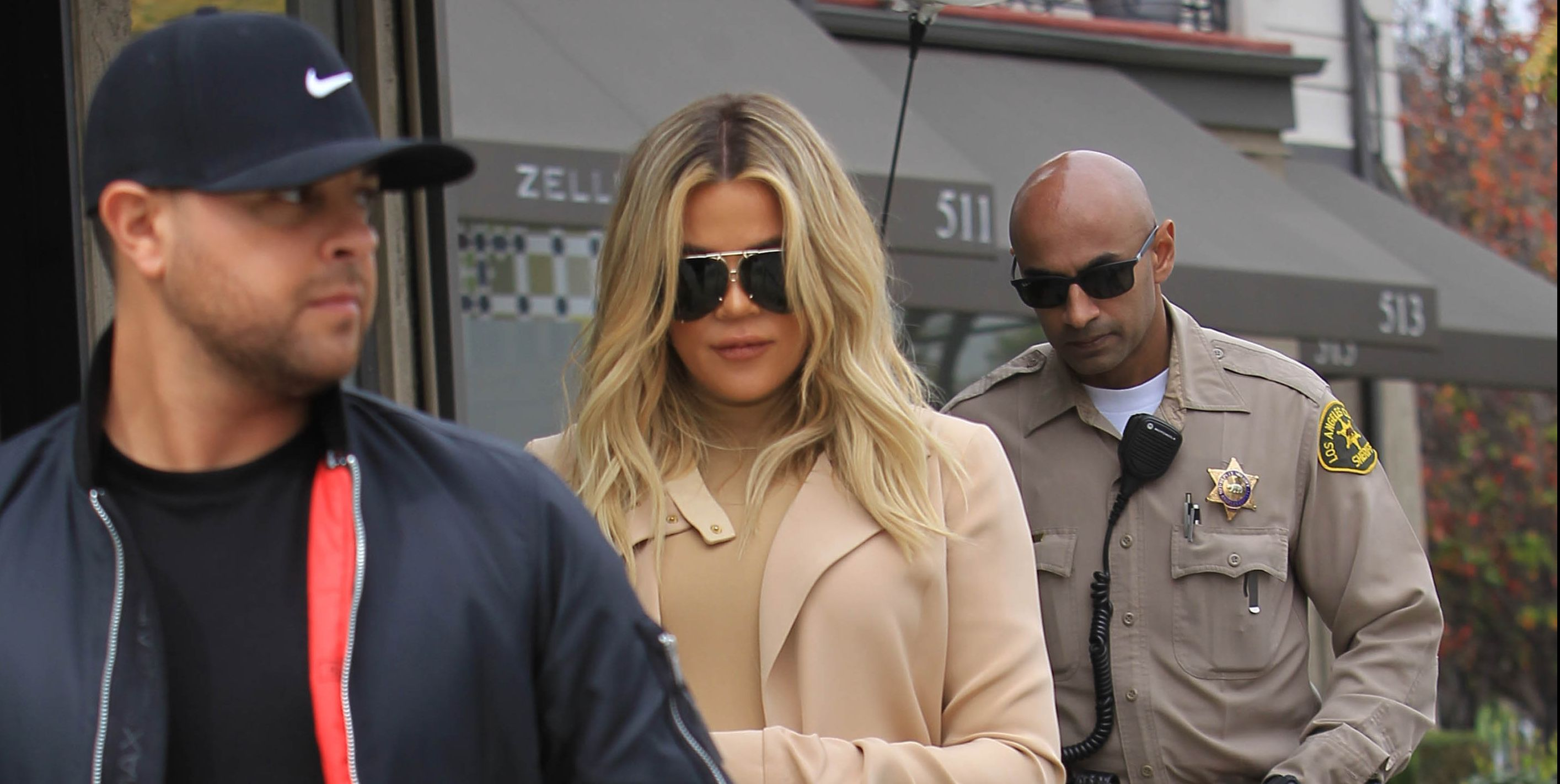 Khloe Kardashian just attended Tristan Thompson's basketball game