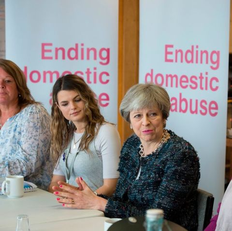 A new law will secure funding for domestic abuse refuges