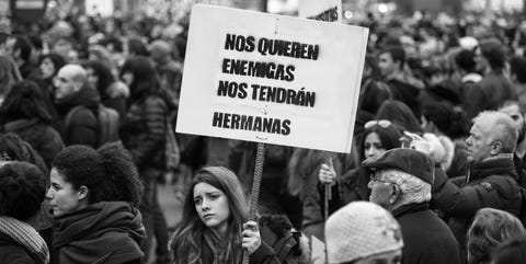 People, Crowd, Protest, Rebellion, Event, Public event, Demonstration, Monochrome, Black-and-white, Audience,