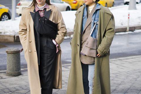 Fashion Week herfst/winter 2018