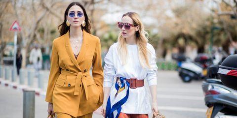 moda occhiali da sole 2018