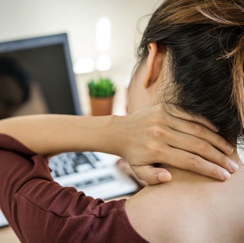Neck pain: treatment, prevention and cure