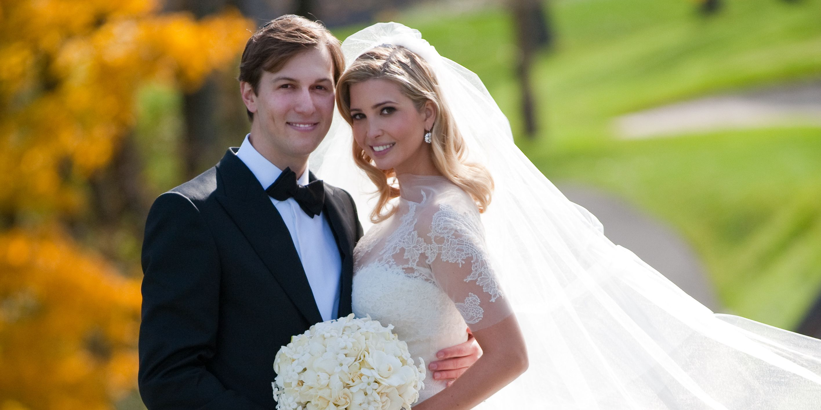 Ivanka Trump Jared Kushner Wedding