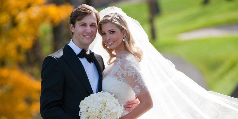 Ivanka Trump Jared Kushner Wedding