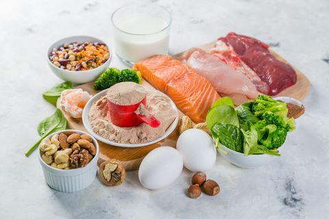 Dish, Food, Cuisine, Ingredient, Meal, Produce, Garnish, Brunch, Meat, Vegetarian food,