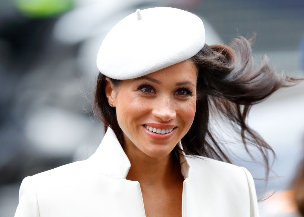 All Signs Point to Erdem as Meghan Markle