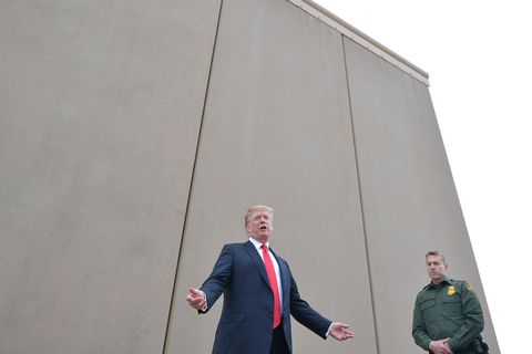 US-POLITICS-TRUMP-WALL