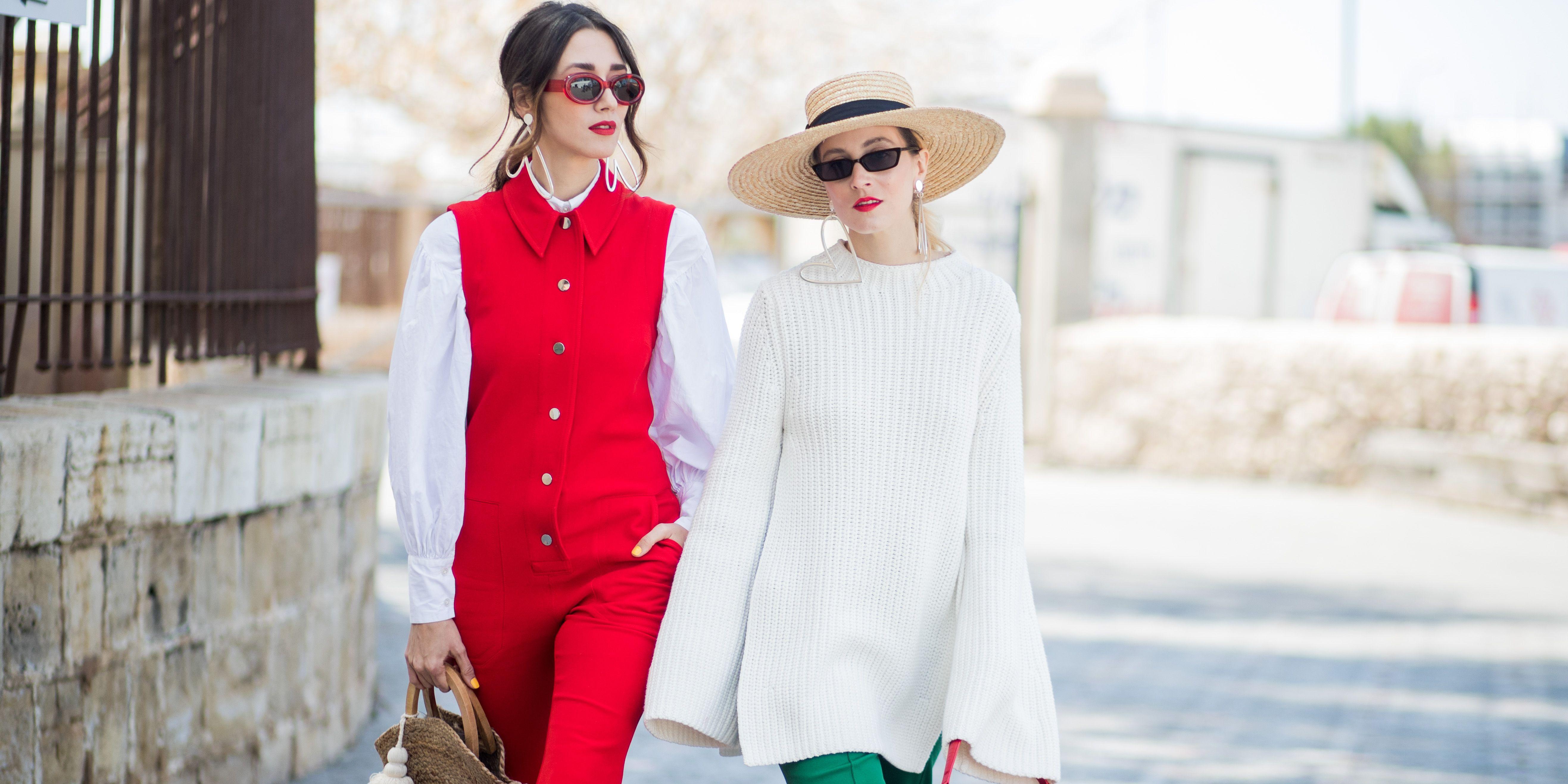 Strohoed modetrend zomer 2018