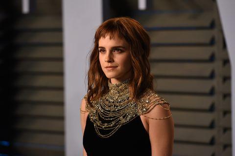 2018 Vanity Fair Oscar Party - Emma Watson