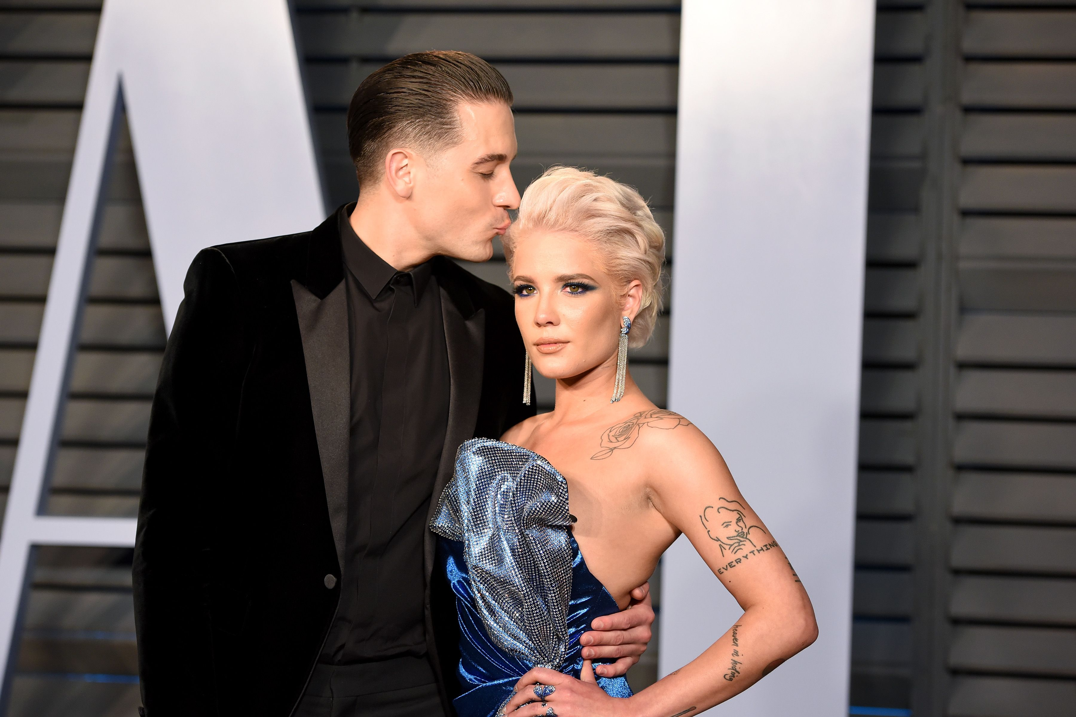 Halsey and G-Eazy's Relationship Timeline -Halsey and G