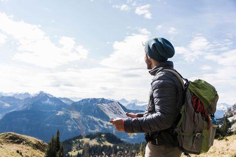 beneficios trekking