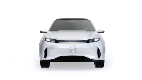 Automotive design, Product, Automotive exterior, Car, Automotive lighting, Bumper, Automotive mirror, Grille, Technology, Luxury vehicle,