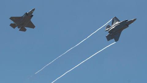 Airplane, Aircraft, Air force, Military aircraft, Fighter aircraft, Vehicle, Aviation, Ground attack aircraft, Jet aircraft, Lockheed martin fb-22,