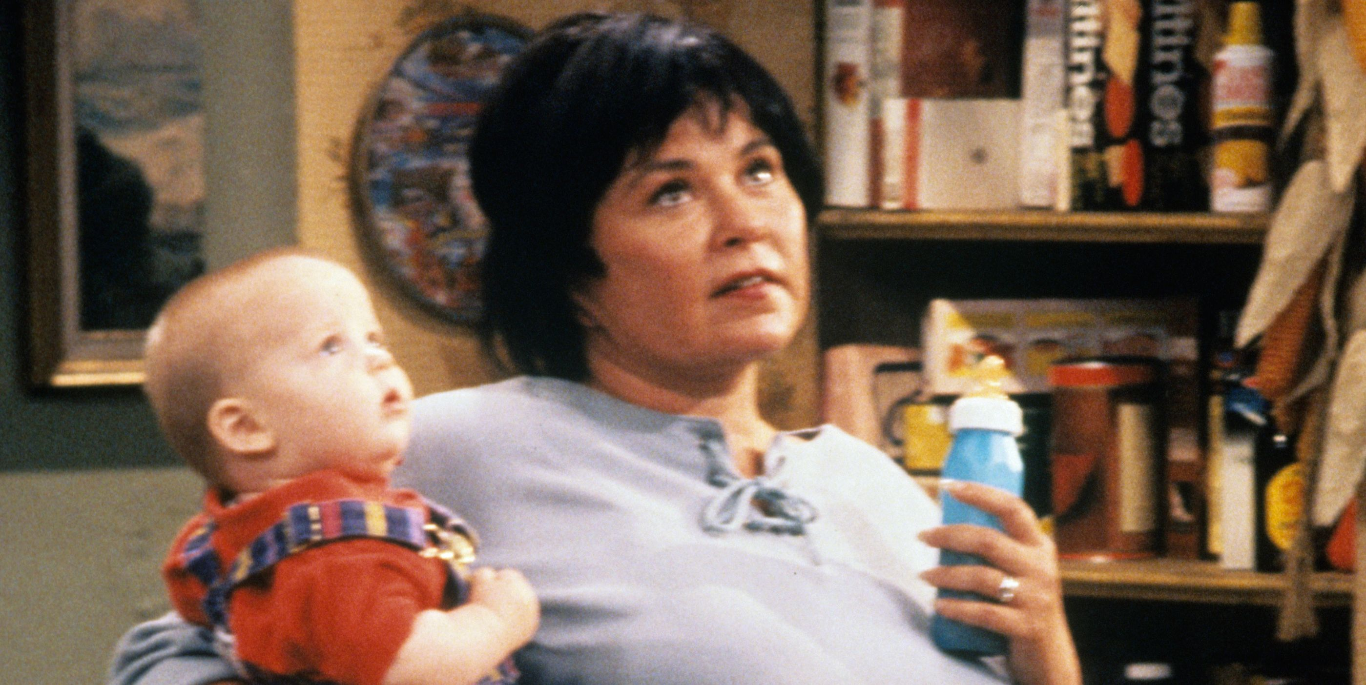 who is jerry on roseanne