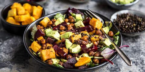 que alimentos son mas saludables para cenar