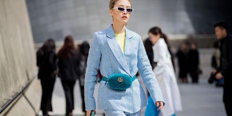Fashion, Street fashion, Clothing, Fashion model, Jeans, Denim, Eyewear, Fashion show, Outerwear, Fashion design,