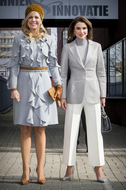 Queen Rania Style Photos