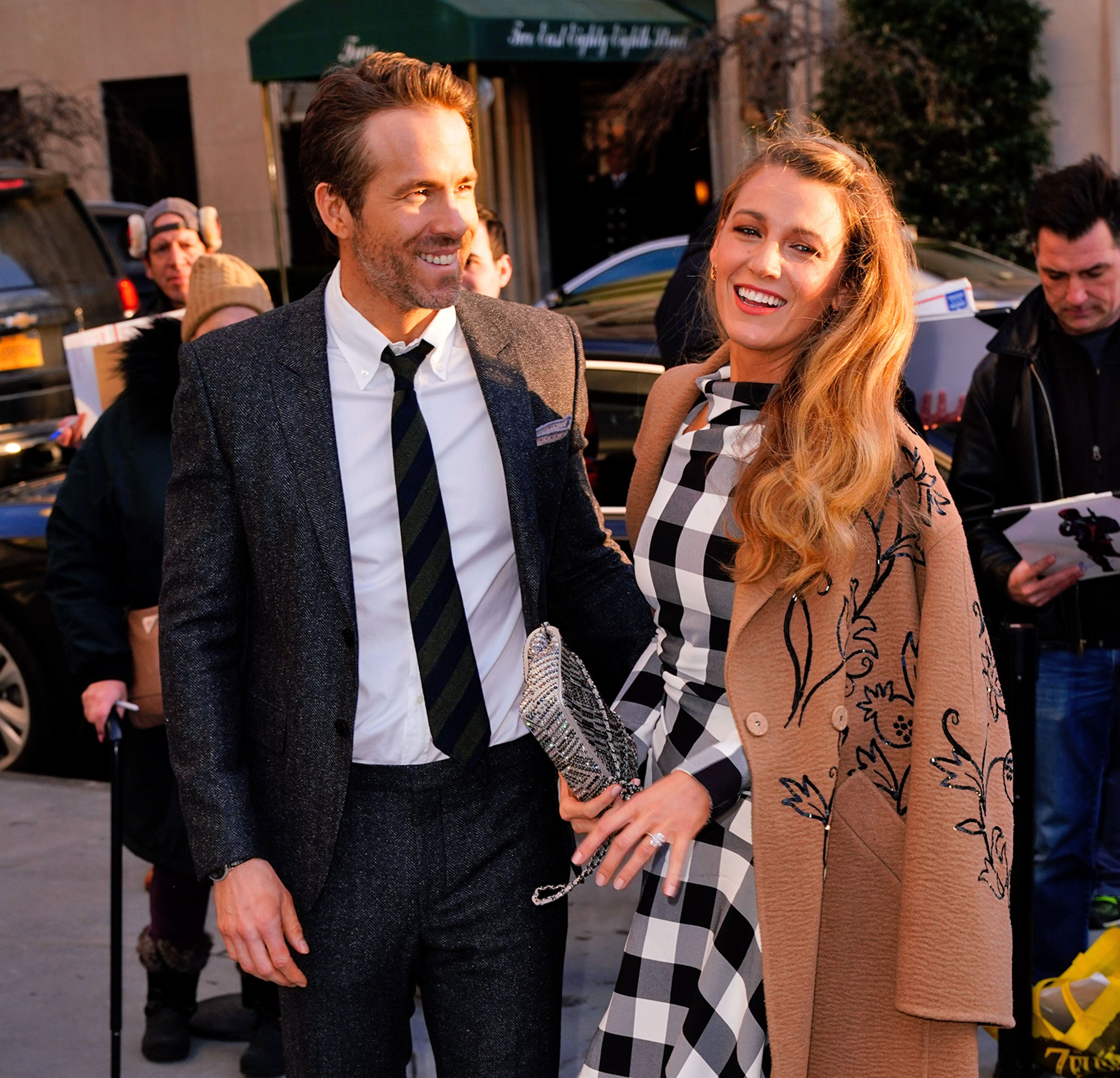 """Ryan Reynolds Took Blake Lively Out on a """"Beautiful"""" NYC Date Night"""
