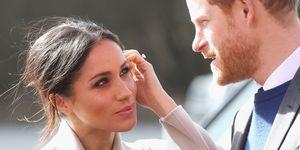 Meghan Markle mag geen pak meer dragen van Prins Harry