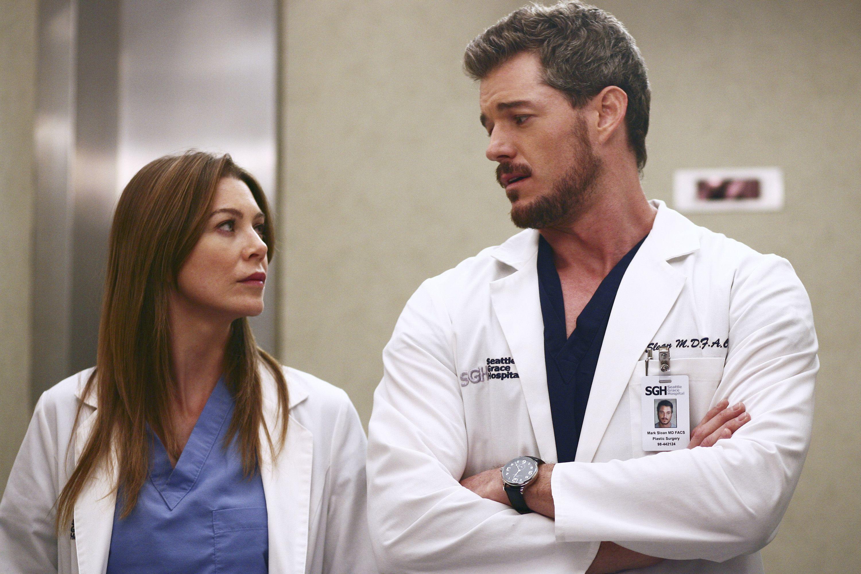 Grey\'s Anatomy Cast Drama Behind the Scenes - Every Grey\'s Anatomy ...
