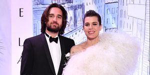 Dimitri Rassam and Charlotte Casiraghi