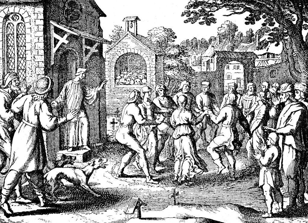 La piaga del ballo, l'epidemia più strana di tutti i tempi