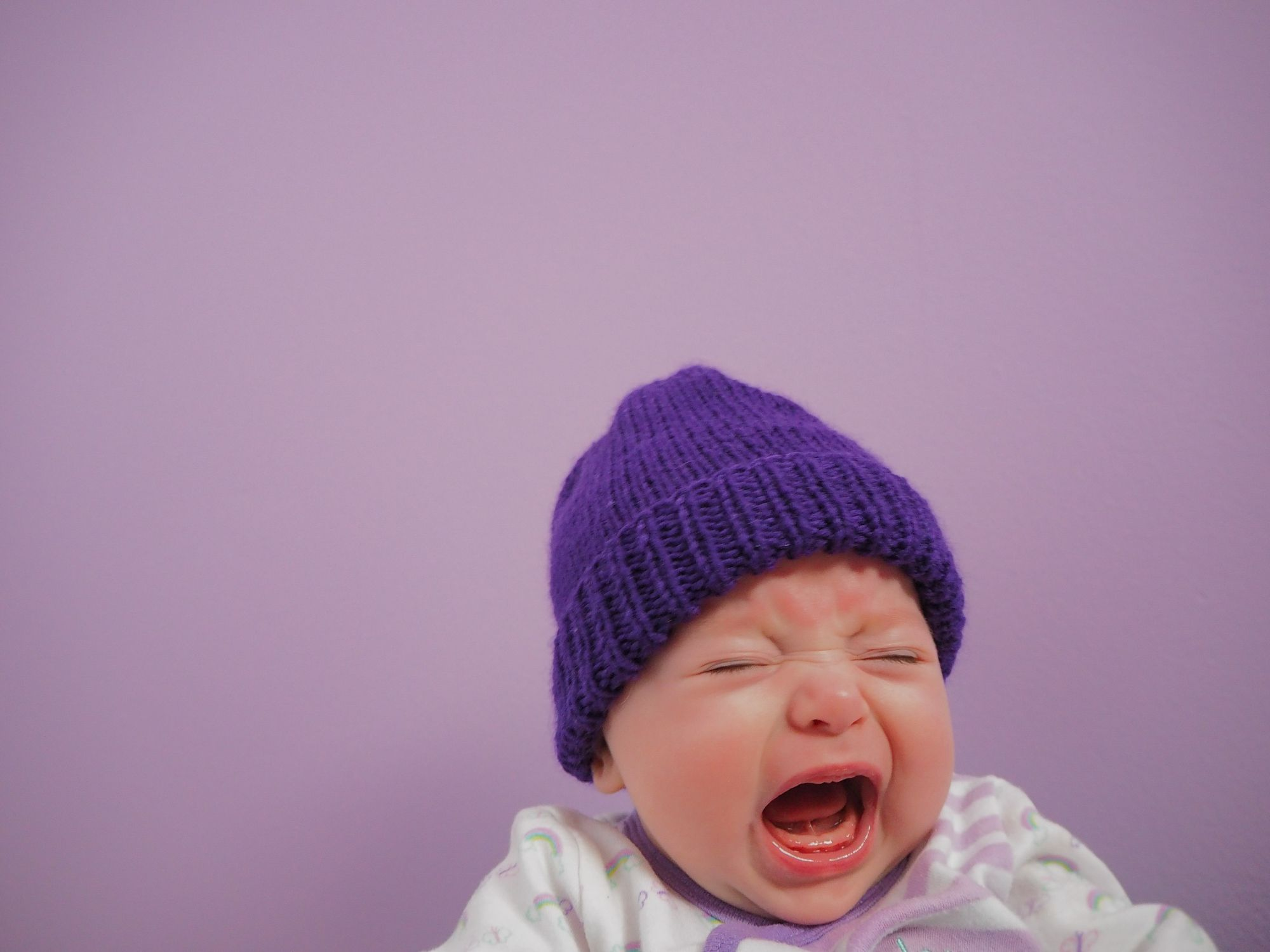 Colic in babies: what to do if your baby won't stop crying