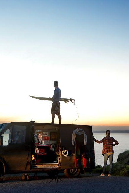 Sky, Vehicle, Sunset, Car, Cloud, Vacation, Longboard, Photography, Horizon, Sunrise,