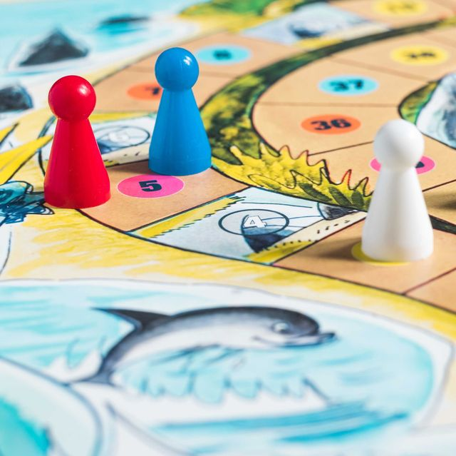 10 games to keep the whole family entertained this month