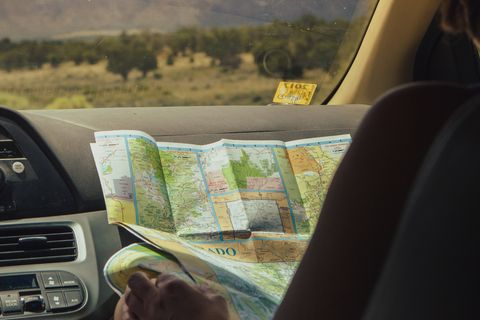 You Really Need a Real (Paper) Map on Your Next Road Trip