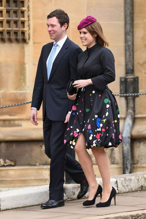 kate middleton royal family church service