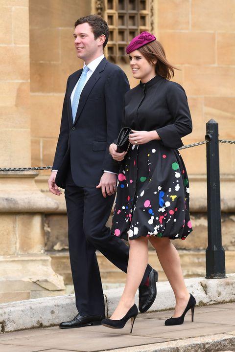 royal family easter