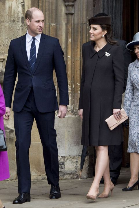 Kate Middleton, zwangerschapslooks, stylefile, derde kind, 2018,
