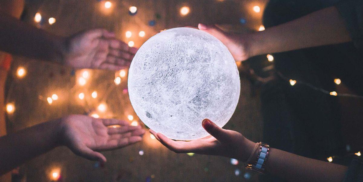e4578305e3428 Cómo aprovechar la energía de la Luna - Cómo nos afecta la luna
