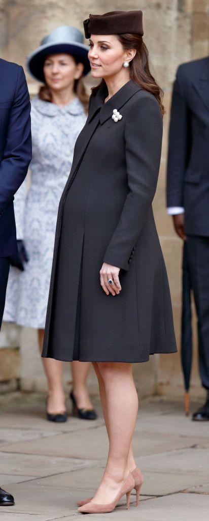 f3a9faee3 Los  looks  premamá del tercer embarazo de Kate Middleton