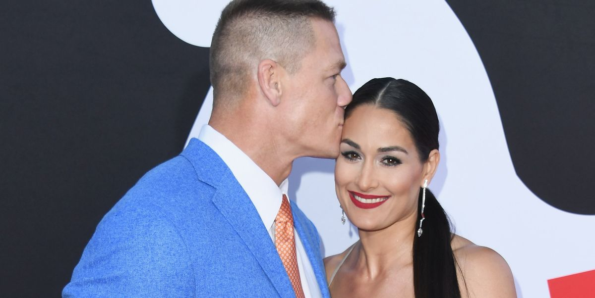 John Cena Breakup - John Cena Says Hell Always Love Nikki Bella-9341
