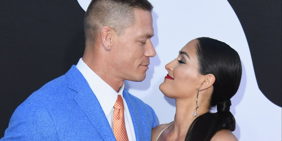 John Cena And Nikki Bella Relationship Timeline - When Did John Cena And Nikki Bella -2120