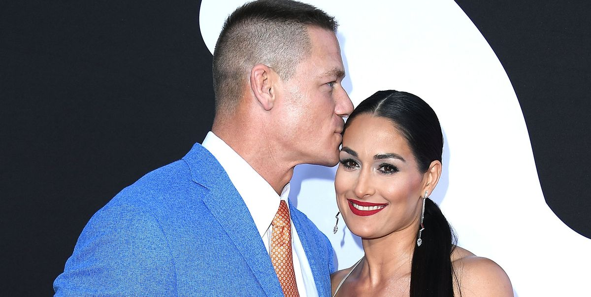 John Cena Nikki Bella Split - 20 Moments From John Cena And Nikki Bellas Relationship-7326